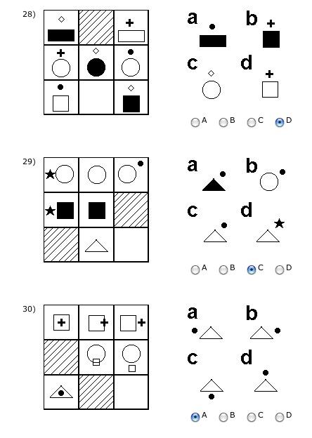 Mensa Test Lösungen
